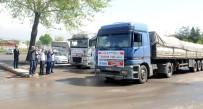İNSANLIK DRAMI - Kahramanmaraş'tan Doğu Guta'ya 125 Ton Gıda Yardımı