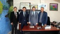 AYDINLATMA DİREĞİ - Kamil Uğur Mumcu Açıklaması Teknolojik Altyapı Bu Yıl Tamam