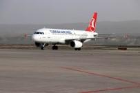 Kapadokya Havalimanı Mart Ayında 25 Bin 213 Yolcuya Hizmet Verdi