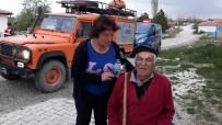 Kayıp Alzheimer Hastasını AFAD Buldu