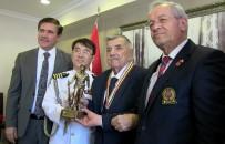 GAZİ YAKINLARI - Kore Gazisine 68 Yıl Sonra Madalya