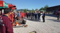 KOORDINAT - Kumluca'da Orman Personeline Yangın Eğitimi