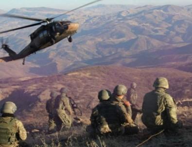 Kuzey Irak'ta havan saldırısı: 1 asker şehit