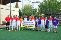 EREN ARSLAN - Maçı Dostluk Kazandı