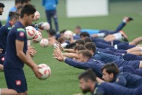 LEVENT DEVRIM - Manisa BBSK, 12 Bingölspor Maçı Hazırlıklarına Başladı