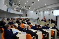 SAĞLIK KOMİSYONU - Meclis Toplantısında Encümen Ve Komisyonlara Üye Seçimleri Yapıldı