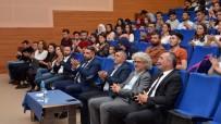 DEMIR ÇELIK - Öğrenciler Lojistik Sektörünü Alanında Uzman Kişilerden Dinledi