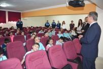 Öğrencilere 'Çocuk Zabıta' Eğitimi Verildi