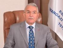 OSMANGAZİ ÜNİVERSİTESİ - Osmangazi Üniversitesi'ndeki katliamın ardından rektör istifa etti