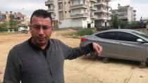 HALK PAZARI - Park Ettikleri Araçlarını Lastiksiz Buldular