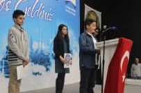 AHMET HAŞIM BALTACı - Polis Çocukları, Babaları İçin Şiir Okudu