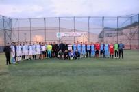 Rektörlük Zeytin Dalı Futbol Turnuvası Başladı