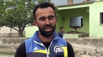 ZORUNLU DEPREM SİGORTASI - Samsat'ta Depremin İzleri Siliniyor