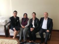 MUSTAFA AYDıN - Şehit Aileleri Ve Gaziler Ziyaret Edildi
