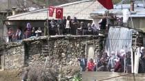 Şehit Uzman Çavuş İzbudak'ın Cenazesi Toprağa Verildi
