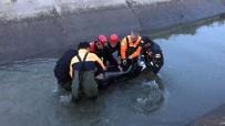 YENIKÖY - Sulama Kanalına Düşen Çocuğun Cesedi Bulundu