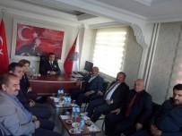 SYDV Personelinden Emniyet Müdürlüğü'ne Kutlama Ziyareti