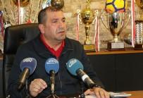 SERBEST MUHASEBECİLER - 'Türk Futbolunun Katili Başkanlar Ve Yöneticilerdir'