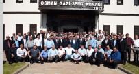 SERVİSÇİLER ODASI - Tütüncü, Servisçi Esnafıyla Buluştu