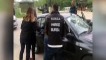 POLİS KAMERASI - Uyuşturucu Operasyonu Polis Kamerasında