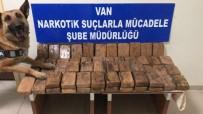 GÜNEBAKAN - Van'da 30 Kilo Eroin Ele Geçirildi