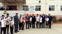 Yarışma Ve Şampiyonalara Katılacak Öğrencilere Moral Ziyareti