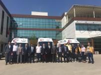 AHMET SARı - Yenice'ye 4X4 Ambulans