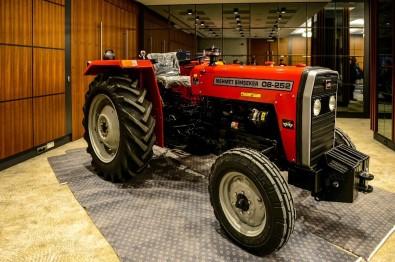 Yerli Türk traktör üretildi