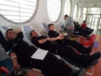 Yozgat POMEM'den Kan Bağışına Destek