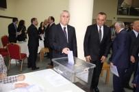 MEHMET YALÇıN - Adana Sanayi Odası'nda Seçim Süreci Tamamlandı