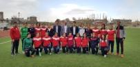 Ağrı ASP GSK Kadın Futbol Takımında Parola İkinci Lig