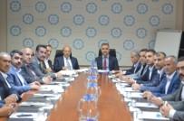 AK Parti Heyetinden DİSKİ'ye Ziyaret