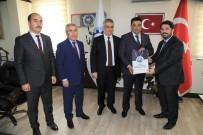 KOÇAŞ - Aksaray'da OSB Yönetim Kurulu Toplantısı Yapıldı