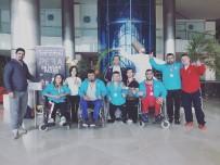 BEDENSEL ENGELLILER - ASAT Sporcuları Madalyaları Topladı
