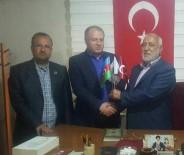FAŞIST - Asimder Başkanı, Ehl-İ Beyt Alimler Derneğini Ziyaret Etti