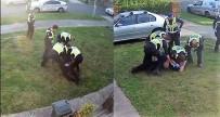 MELBOURNE - Avustralya Polisinden Engelli Vatandaşa Şiddet