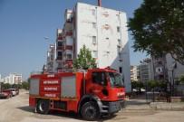 MUTFAK TÜPÜ - Aydın'da Çıkan Yangın Korkuttu