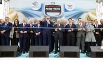 YÜKSEK HıZLı TREN - Başbakan Binali Yıldırım Açıklaması 'Hayal Edilemeyen Hedefleri Birer Birer Gerçeğe Dönüştürüyoruz'