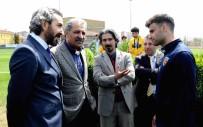 KRAL ÇıPLAK - Başkan Bedir, Kulüplerin Kurtuluş Reçetesini Açıkladı