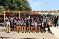 ÜNİVERSİTE SINAVI - Başkan Kara Lise Son Sınıf Öğrencileri İle Kahvaltıda Buluştu