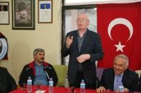BELEDIYE OTOBÜSÜ - Başkan Kazım Kurt, Gümüş Der'de Halkla Buluştu