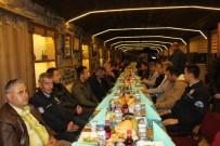 Başkan Tutal'dan Emniyet Güçlerine Yemek