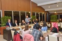 TIP DOKTORU - Belediye Başkanı Saraoğlu Açıklaması Doktorların Toplum İçinde Farklı Bir Statüye Sahip Olması Gerekiyor