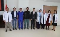 AİLE HEKİMİ - Beyşehir'in Yeni Devlet Hastanesinde 9'U Uzman 17 Yeni Hekim Göreve Başladı
