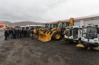 İTFAİYE ARACI - Bingöl Belediyesi Araç Filosunu Güçlendirdi