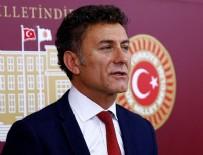 ORHAN SARIBAL - CHP'li Sarıbal'dan skandal sözler