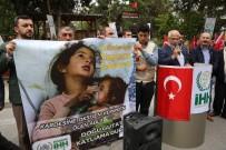 Doğu Guta'ya Kimyasal Saldırı Nevşehir'de Protesto Edildi
