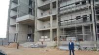 ADLİYE BİNASI - Erdemli Belediyesi'nin Her Katına Avukat Odası Yapılıyor