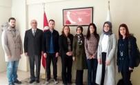 KADıN HAKLARı  - Erzurum Barosu'ndan Mehmetçik Vakfı'na Ziyaret