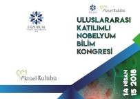 NOBEL - ETÜ  Nobel Tıp Veya Fizyoloji Ödülü' Sahibi Tim Hunt'u Ağırlayacak